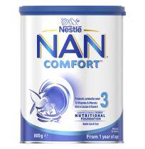 Nestle NAN Comfort Stage 3 Toddler Formula 800g