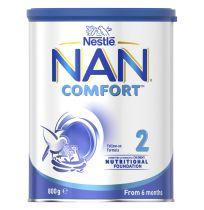 Nestle NAN Comfort Stage 2 Formula 800g