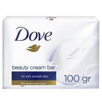 Dove Beauty Cream Soap Bar Original 100g