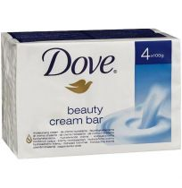 Dove Beauty Cream Soap Bar 4 Pack x 100g