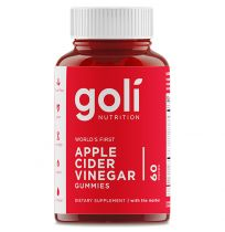 Goli Apple Cider Vinegar Gummies 60 Gummies