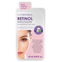 Skin Republic Retinol Infusion Face Mask 25ml
