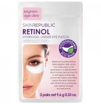 Skin Republic Retinol Biodegradable Under Eye Patches 3 Pairs