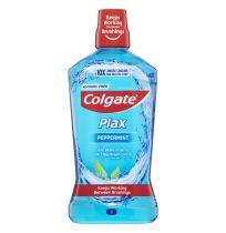 Colgate Plax Mouthwash Alcohol FreePeppermint 1 Litre