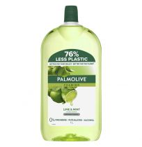 Palmolive Foaming Antibacterial Hand Wash Soap Lime & Mint Refill 1 Litre
