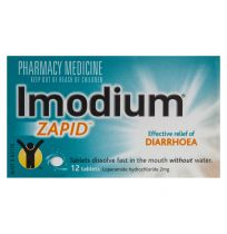Imodium Zapid 2mg 12 Pack