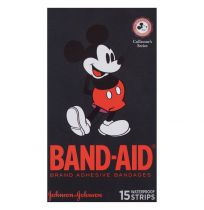 Band Aid Character Strips Mickey Mouse 15 Pack