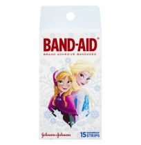 Band Aid Character Strips Frozen 15 Pack