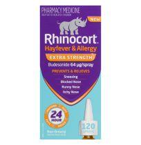 Rhinocort 64Mcg Nasal Spray 120 Dose