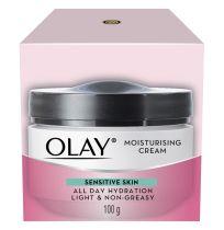 Olay Moisturising Cream Sensitive Skin 100g