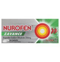 Nurofen Zavance 24 Caplets