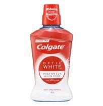 Colgate Mouthwash Optic White 500ml