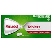 Panadol 100 Tablets
