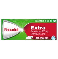 Panadol Extra Optizorb 40 Caplets
