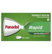Panadol Rapid 80 Caplets