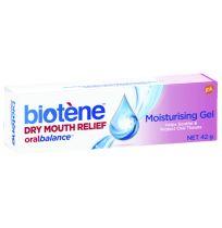 Biotene Oral Balance Dry Mouth Moisturising Gel 42g