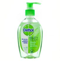 Dettol Instant Hand Sanitizer Refresh with Aloe 200ml