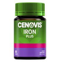 Cenovis Iron Plus 80 Tablets