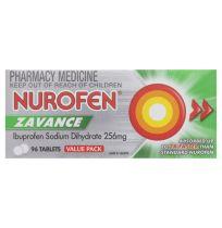 Nurofen Zavance 96 Tablets