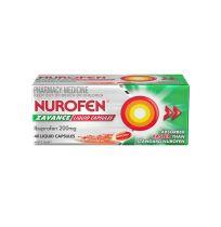 Nurofen Zavance 200mg 40 Liquid Capsules