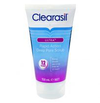 Clearasil Ultra Rapid Action Deep Pore Scrub 150ml