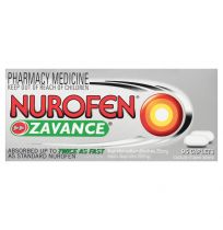 Nurofen Zavance Pain Relief Caplets 96 Pack