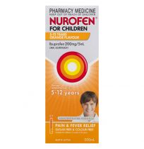 Nurofen For Children 5-12 Years Orange 200ml