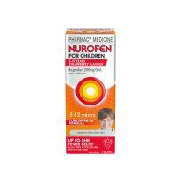 Nurofen For Children 5-12 Years Strawberry 100ml