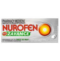 Nurofen Zavance 72 Tablets