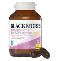 Blackmores Pregnancy & Breast-Feeding Gold 120 Capsules
