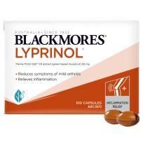 Blackmores Lyprinol 100 Capsules