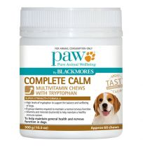 Blackmores PAW Complete Calm 300g