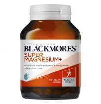 Blackmores Super Magnesium + 100 Tablets