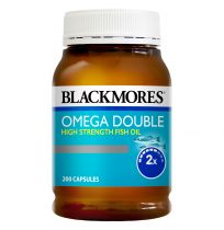 Blackmores Omega Double High Strength 200 Capsules