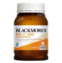 Blackmores Bio C 500mg Chewable 200 Tablets