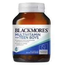 Blackmores Teen Multi For Boys 60 Capsules