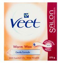 Veet Warm Wax Gentle Formula 375g