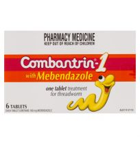 Combantrin-1 Tablets 6 Pack