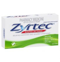Zyrtec 60 Tablets