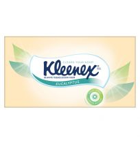 Kleenex Facial Tissues Eucalyptus 95 Pack