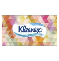 Kleenex Facial Tissues Silk Touch Large & Thick 95 Pack
