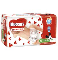 Huggies Essentials Nappies Unisex Size 5 44 Pack
