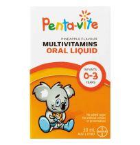 Penta-Vite Multivitamin Oral Liquid Infant 30ml