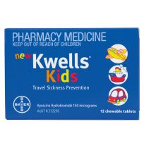 Kwells Kids 12 Tablets