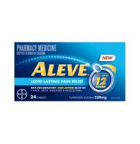 Aleve 12 Hour 220mg 24 Tablets
