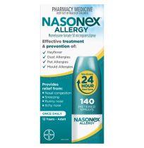 Nasonex Allergy 140 Metered Dose Nasal Spray