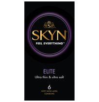 SKYN Condoms Elite 6 Pack