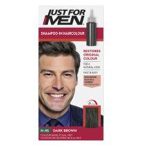 Just For Men Shampoo-In Hair Colour Dark Brown