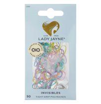 Lady Jayne 2269 Snagless Elastic 1cm Asst 50 Pack