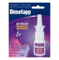 Dimetapp Nasal Spray 12 Hour 20ml